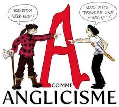 correction anglicismes